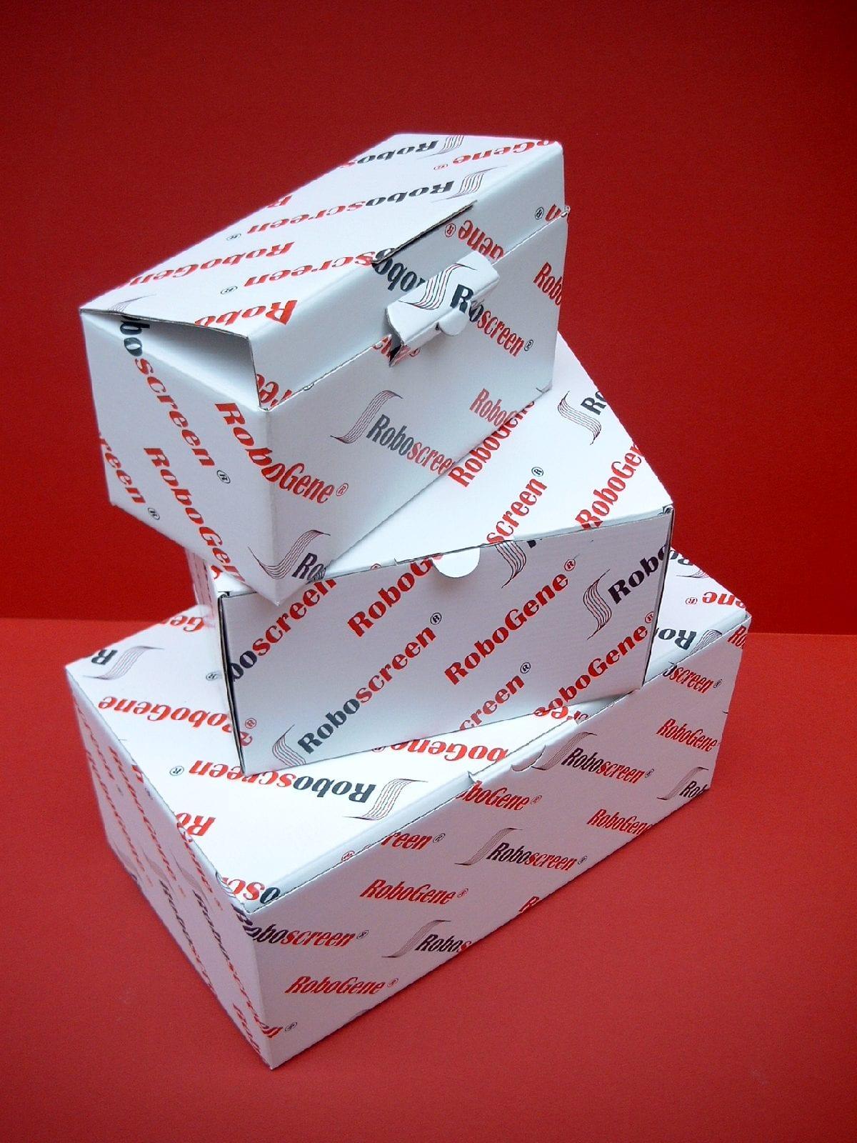 Bedruckte Verpackungen