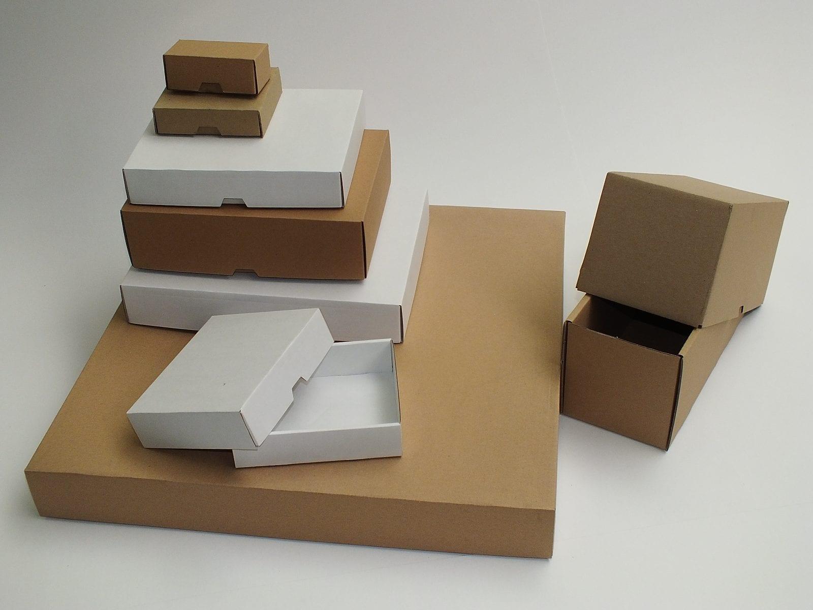 Stülpdeckelkartons